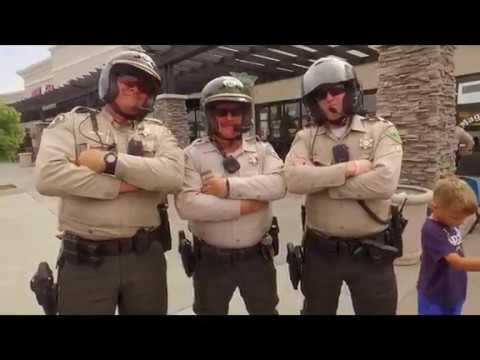 Riverside County Sheriff's Department Lip Sync Battle