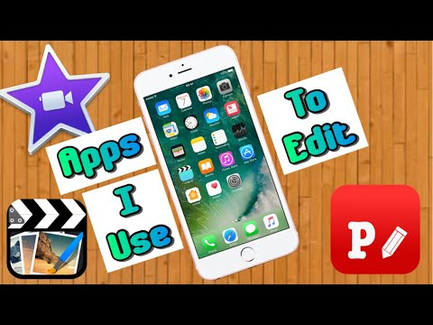 What Apps I Use To Edit My Videos📲|| Aj Lustt