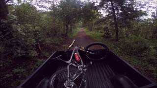 Riding Nature Trails - El Salvador