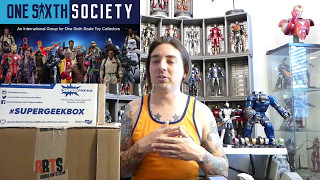 Unboxing Mania! Big Bad Toy Store, Loot Crate, 1Up Box & Super Geek Box Unboxing!