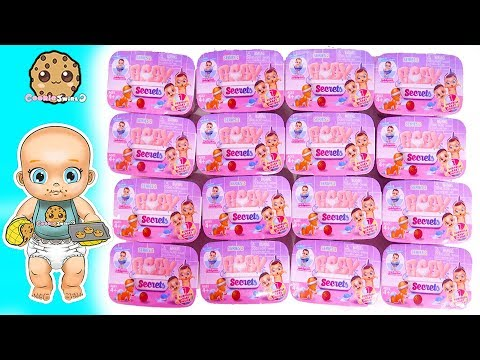 BABY Cookie Swirl C ??!!! Baby Secrets Color Changing Surprise Blind Bags