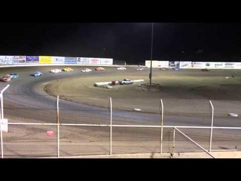 Aztec speedway 6-29-15