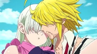 Nanatsu No Taizai -amv-  Too Close