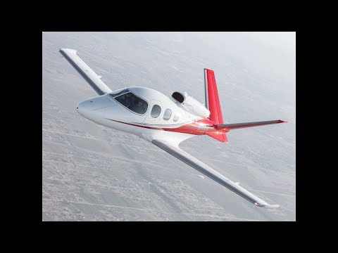 $2,000,000 VISION JET - THE FIRST AFFORDABLE PRIVATE JET