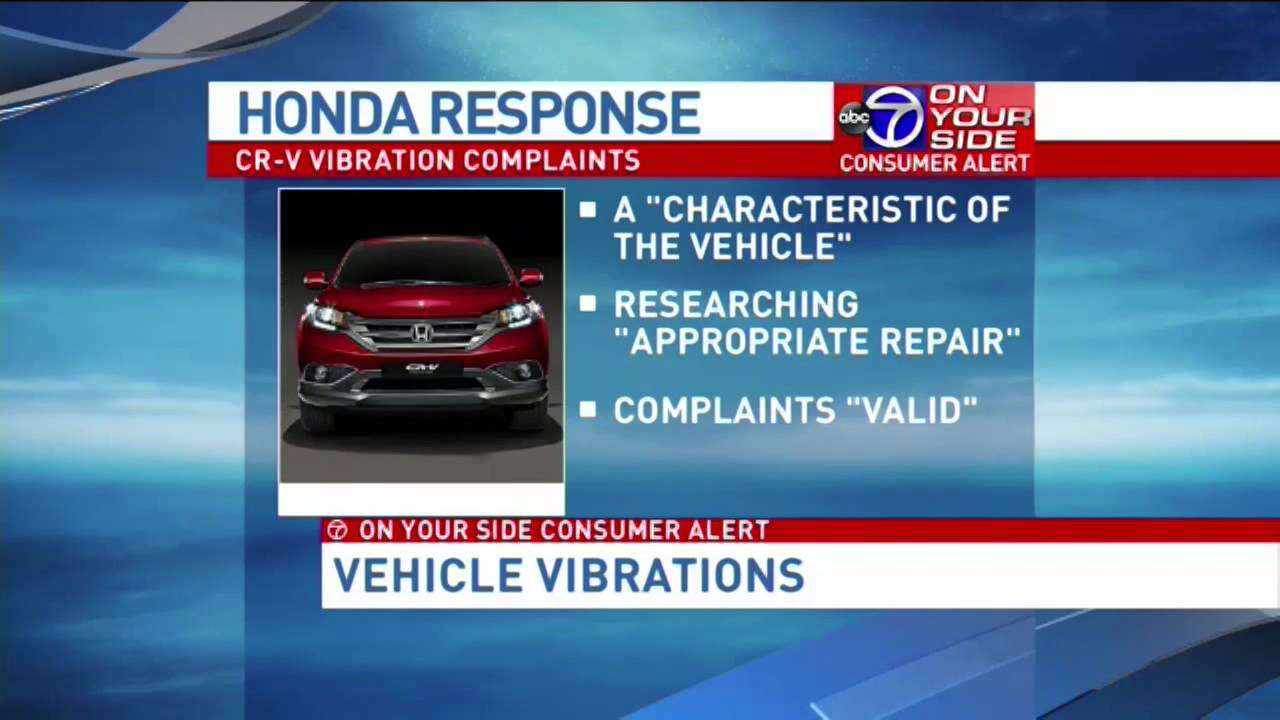 Owners Of Best Ing 2017 Honda Cr V Complain Vibration Problems You