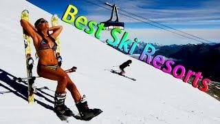 Ski Resorts - Best Ski Resorts for late season SNOW & spring SKING | Travel Nfx