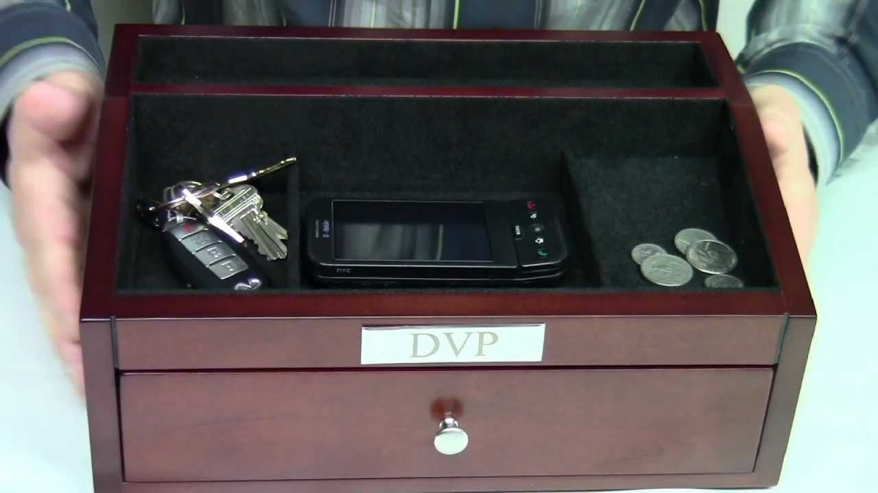 Personalized Valet For Men