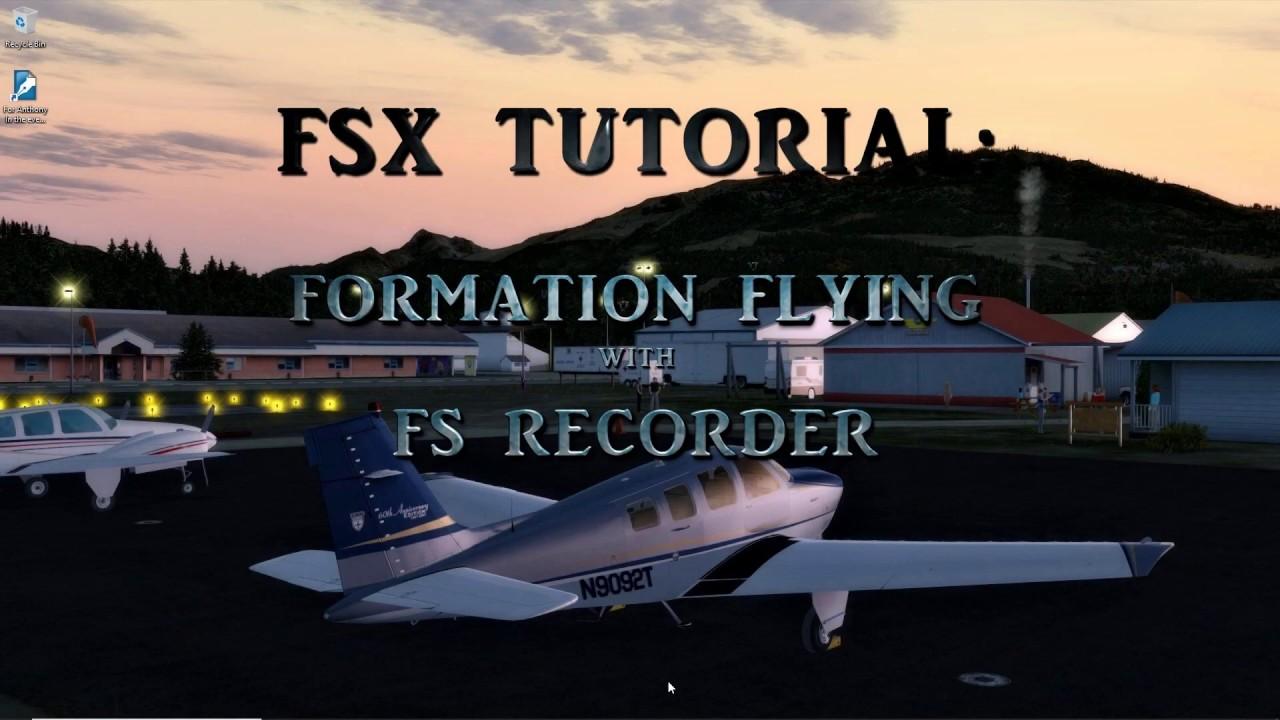 Fsrecorder fsx download
