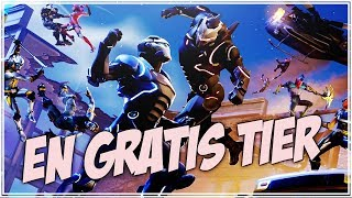 * GET A NEW FREE TIER * TREASURE FROM WEEK 5 CHALLENGES! | Fortnite in English