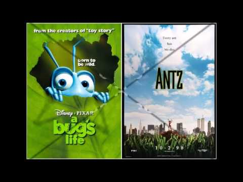 Episode 46 Antz Vs A Bugs Life And What S Your Favorite