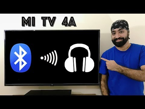 Make smart tv bluetooth compatible