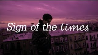harry styles - sign of the times (traducida al español)