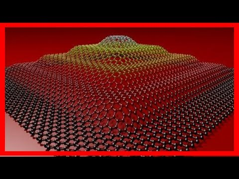 Breaking News | 'optical forging' hammers graphene into three-dimensional shapes