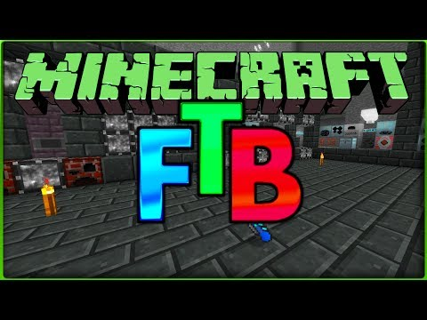 Minecraft: Feed The Beast #61 - Rotary Macerator & Induction