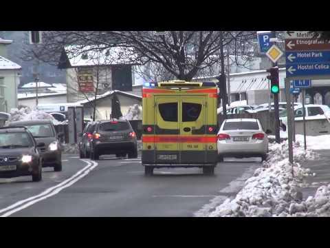 2x Ambulance PHE UKC Ljubljana