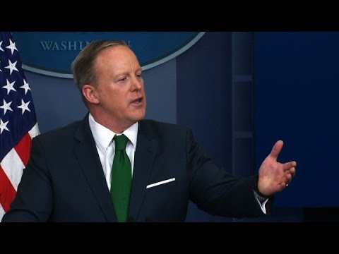 Heated White House briefing exchange you...