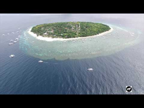 Philippines Bohol by drone 4K (Filipiny)