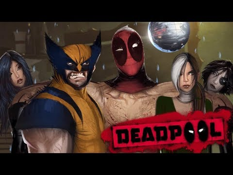EVER WANTED TO B#%CH SLAP WOLVERINE?! NOWS YOUR CHANCE | Deadpool [2]