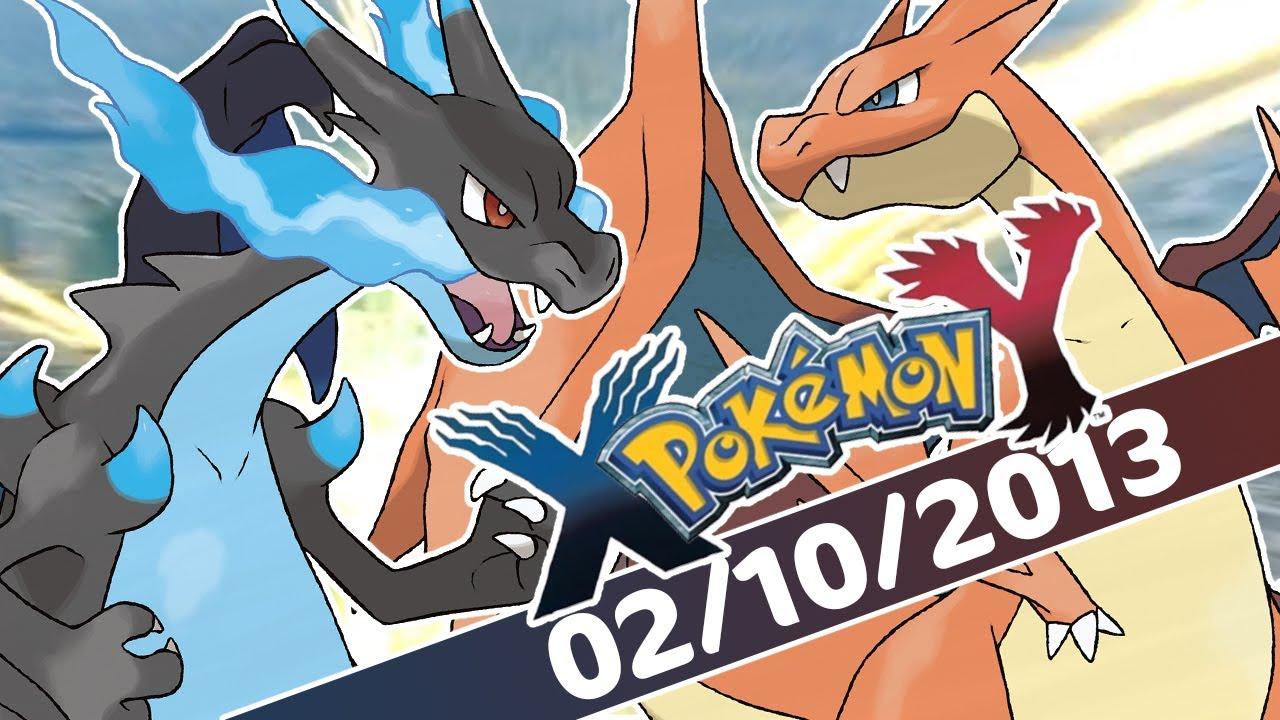 2 Mega Dracaufeu Leaks Du Jeu Flash Infos Pokémon X Y