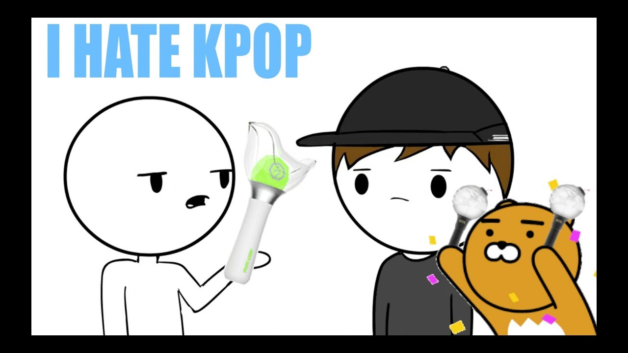 K-Pop: ayat untuk haters kpop
