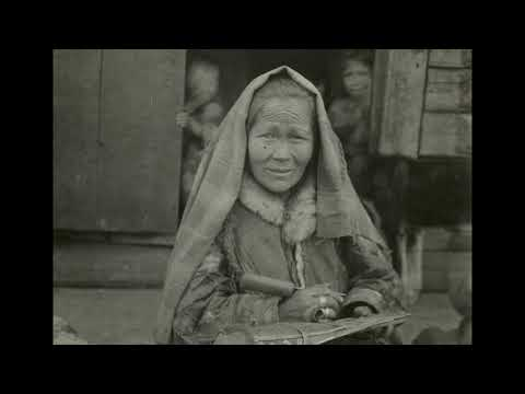 Экспедиционные фотографии первых собирателей РЭМ