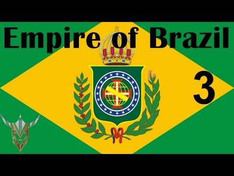 Hearts of Iron IV - Kaiserreich - Empire of Brazil - 3