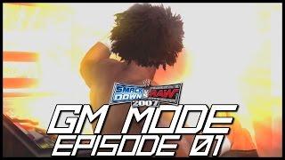 SvR 2007 | GM Mode -