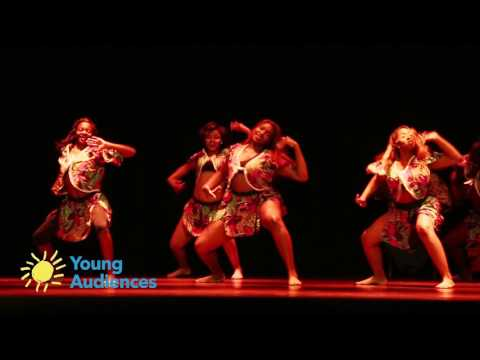 Young Audiences African Dance and Drum Ensemble ( West Jefferson High School)