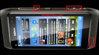 Nokia N8_Hard Format ( Reset )