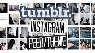 HOW I EDIT MY INSTAGRAM PHOTOS/TUMBLR FEED | misjaymi