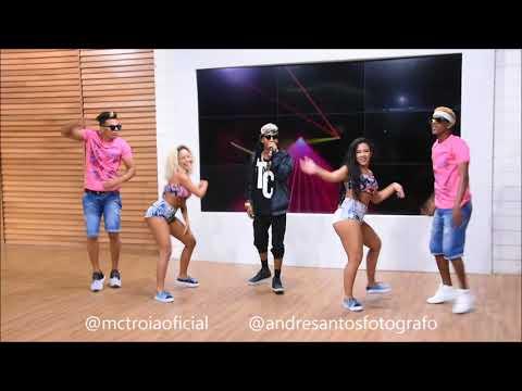 MC TROIA - RECEBENDO O TROFÉU PALCO MP3 - 05 de Dezembro 2017