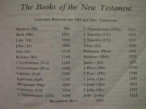 The New Testament Song Original