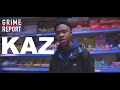 Kaz - Reboot (Prod. Kidda Beats) [Music Video] @KazaTron1 | Grime Report Tv