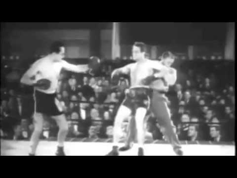 Harold Lloyd Boxing