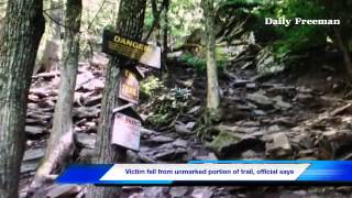Dutchess County woman died in fall at Kaaterskill Falls