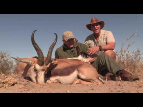Mabula Pro Safaris - hunting wildebeest and crocodile