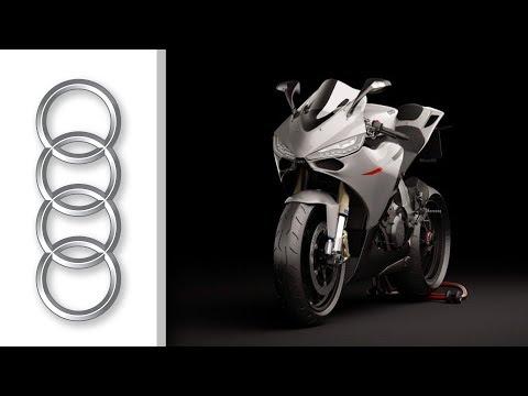 Audi Supersport 10R Concept
