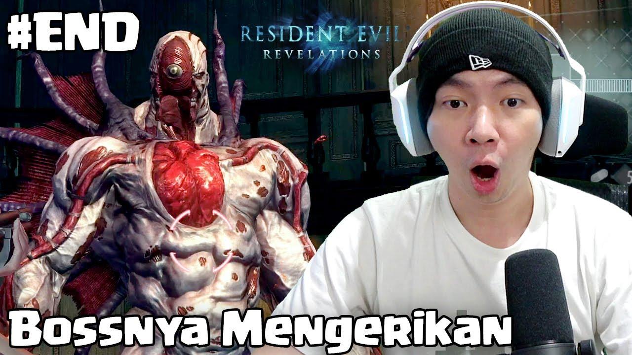 Bossnya Mengerikan WAW - Resident Evil Revelations Indonesia (END)