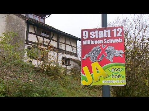 Le contrôle de l'immigration ou l'obsession suisse - reporter