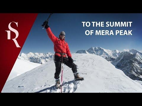 To the summit of Mera Peak