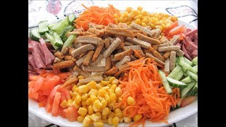 Невероятно вкусный салат