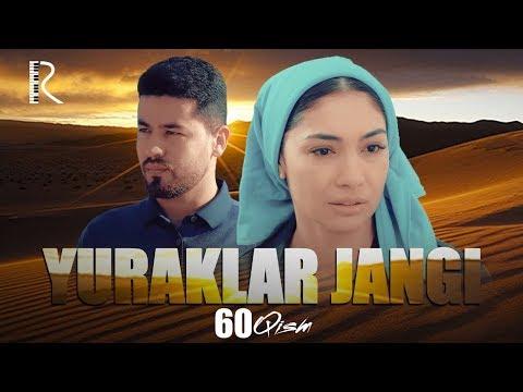 Yuraklar Jangi (o'zbek Serial) | Юраклар жанги (узбек сериал) 60-qism #UydaQoling