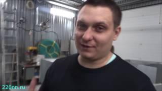 Смотреть видео Вентиляция для производств