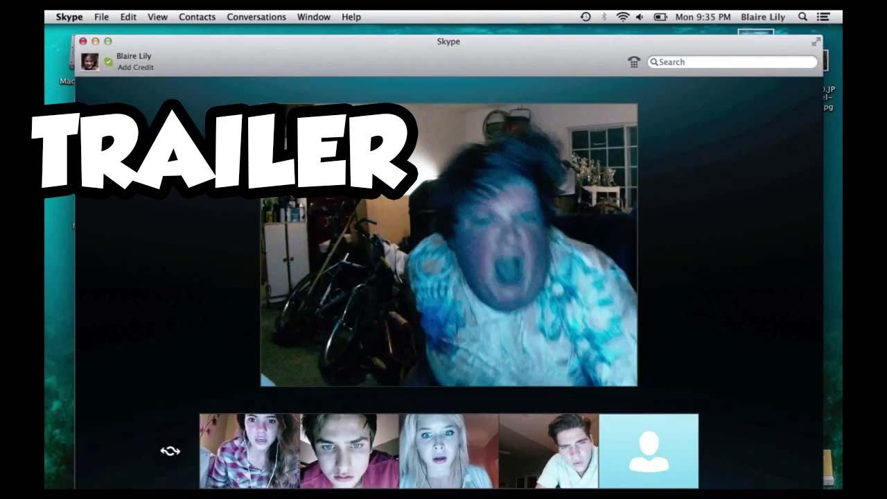 Unfriended Trailer 2015 Skype Horror Movie Film Live
