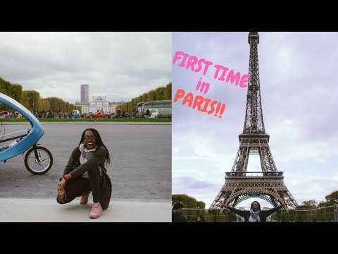 TIPS FOR Your First Time in PARIS!!