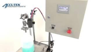 AccuWeight -  Single Head Net Weight Filler - Accutek Packaging Equipment Companies
