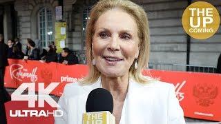 Marthe Keller interview on The Romanoffs at premiere