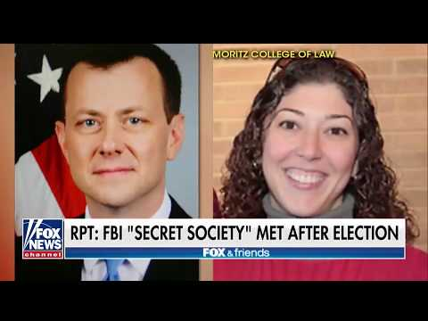 Sara Carter: Why Are Peter Strzok and Lisa Page Still at the FBI?