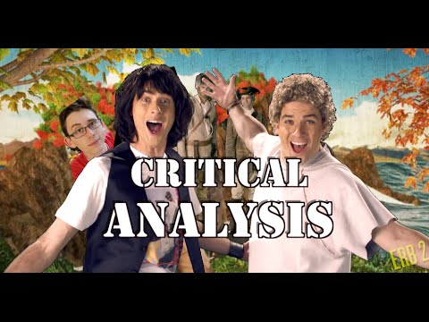[Critical Analysis] Lewis & Clark VS Bill & Ted. Epic Rap Battles of History. Chisel This!
