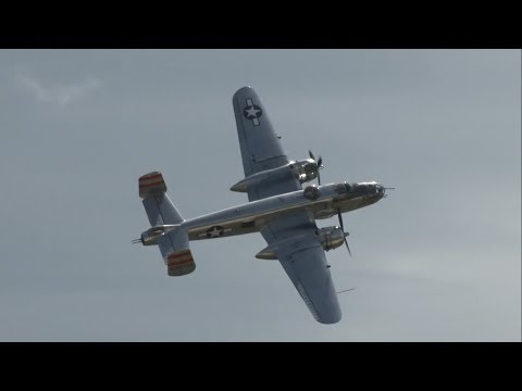 2019 Joint Base Andrews Air & Space Show - North American B-25 Mitchell